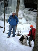 06-Jan-10 Ricketts Glen State Park 12 - Josh Joe and Jackson.jpg